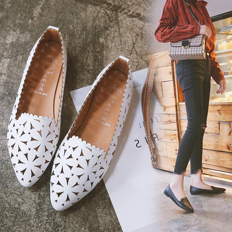 豆豆休闲凉鞋