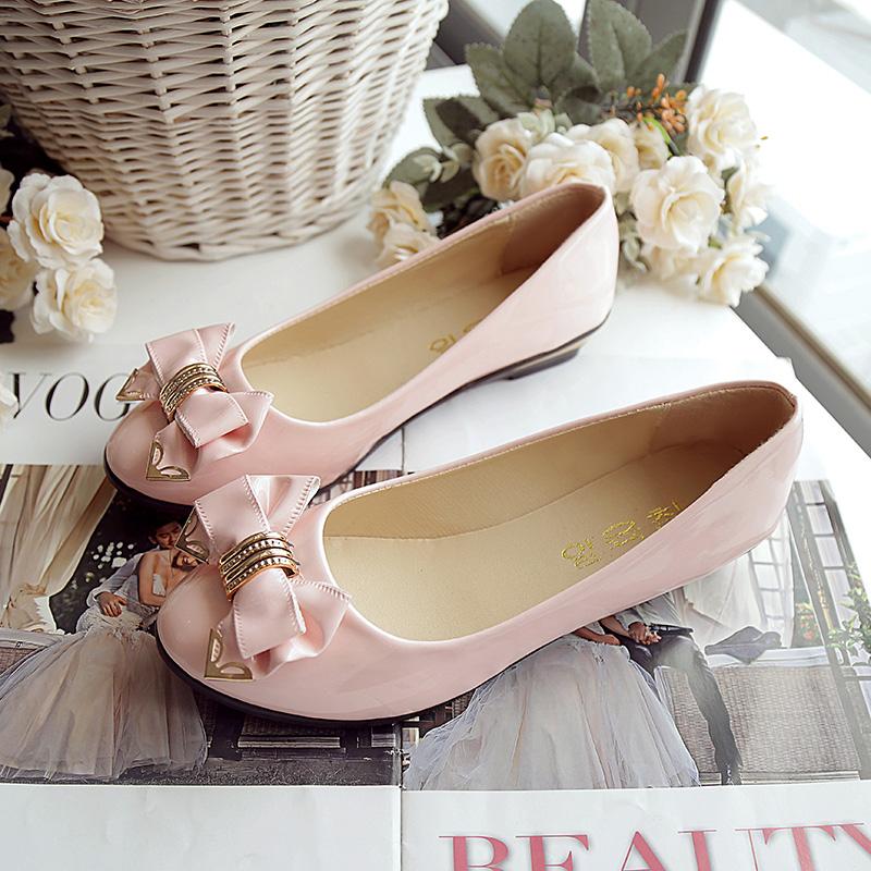 新款公主女鞋