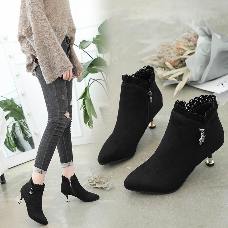 时尚气质女靴