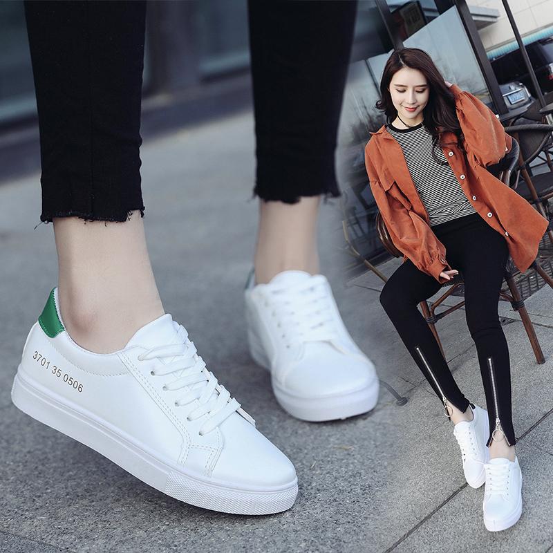 新款简约女鞋低帮鞋