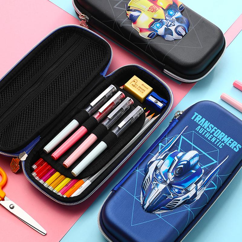 男生大容量笔袋小学生韩版创意儿童幼儿园