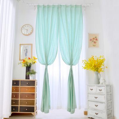 卧室纯棉飘窗
