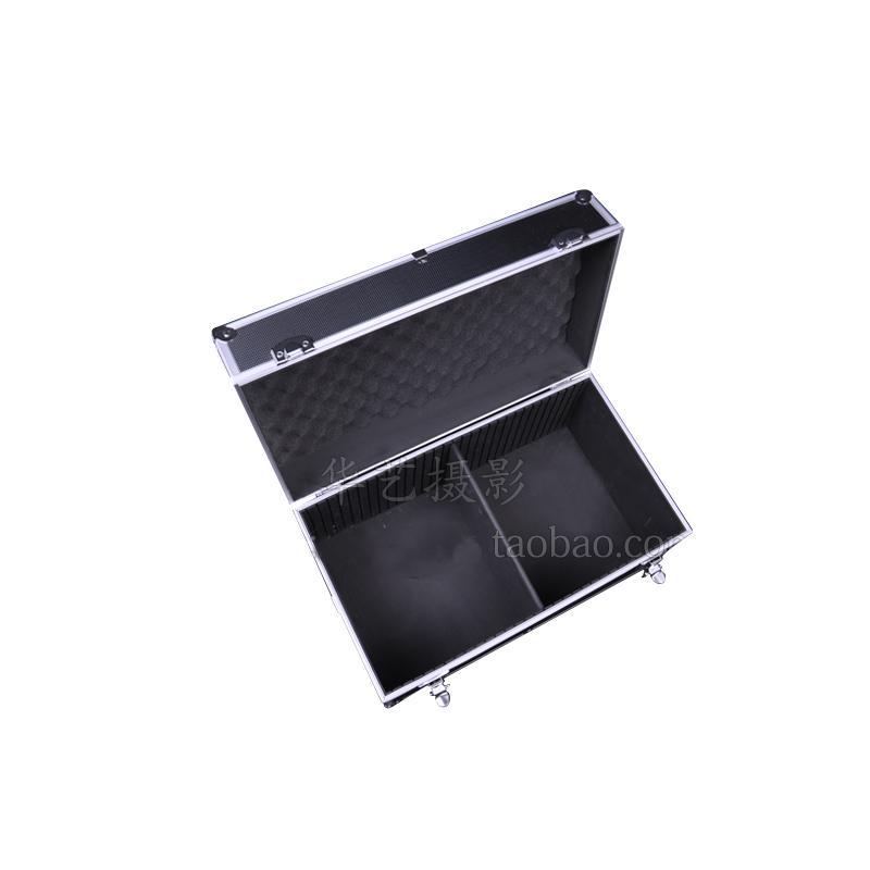 索尼mc1500 mc2500 jvchm95 hm85 mdh2加厚加大摄像机铝箱保护箱