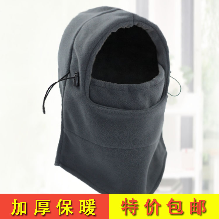 户外头套面罩