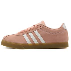 新款 Adidas/阿迪达斯 女鞋 网球 网球鞋 COURTSET F35767