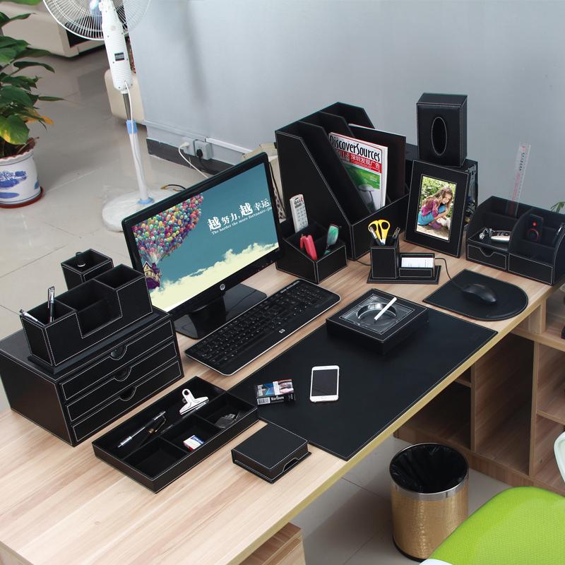 文具收纳盒桌面创意组合