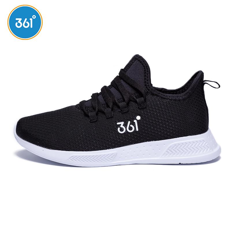 361童鞋运动鞋2019夏季新款361度正品网面透气男童鞋子大童跑步鞋