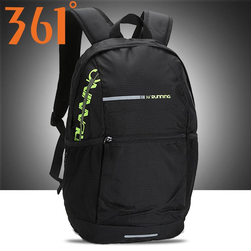 361双肩包休闲户外男女运动背包学生休闲书包361度潮流轻便旅行包