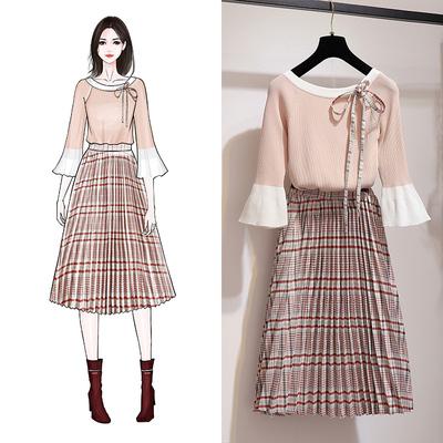 时装连衣裙