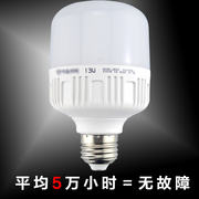 Zhuo Yuan LED Gao Fu Shuai bulb e27 screw home lighting highlight energy-saving bulbs 15W white light high brightness