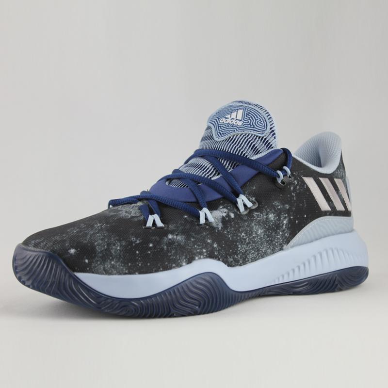 阿迪达斯Adidas Crazy Fire哈登简版外场耐磨实战篮球鞋男 B49396