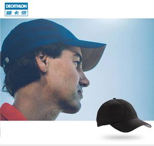 迪卡侬帽子男鸭舌帽棒球帽遮阳帽女夏运动高尔夫防晒户外潮INESIS