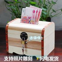 新双层密码锁铁盒零钱盒手提小箱子收银保险钱箱储物带锁收纳盒