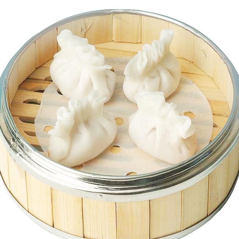 万正潮州粉果1.5kg50只港式点心酒店速冻半成品水饺潮州小吃早茶