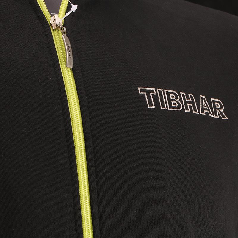 TIBHAR挺拔乒乓球服秋冬卫衣套装男女款长袖乒乓球服运动服套装