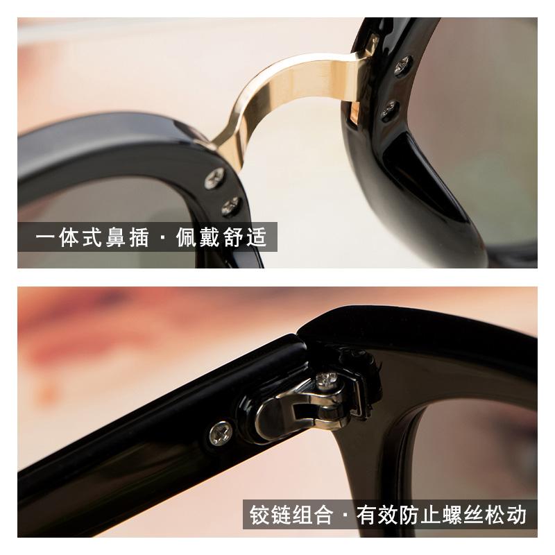 新款墨镜女韩版时尚潮太阳镜网红眼镜防紫外线明星个性复古原宿风