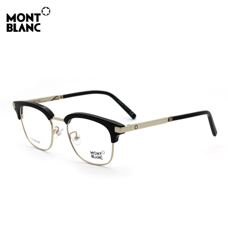 眼镜商务万宝龙