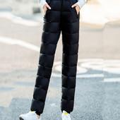加大加肥保暖 羽绒裤 天天特价 女外穿高腰胖mm200斤冬装 大码