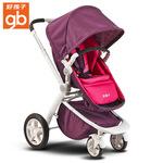 好孩子欧式豪华高景观婴儿推车 折叠可躺宝宝手推车 GB08-W