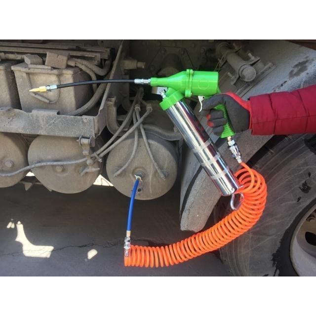 高压尘吹抢车载气动工具套装加长大货车除尘抢空压机吹气枪