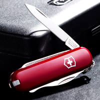 Victorinox Swiss Army Knife Original authentic 58MM Division clerk 0.6163 Mini fruit knife Swiss knife