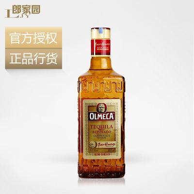 郎家园洋酒包邮OLMECA REPOSADO Tequila奥美加龙舌兰金