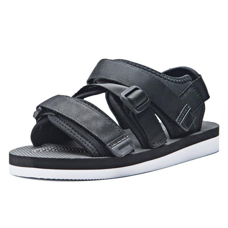 361男鞋凉鞋男夏季新款软底时尚运动休闲鞋361度沙滩透气男士凉鞋
