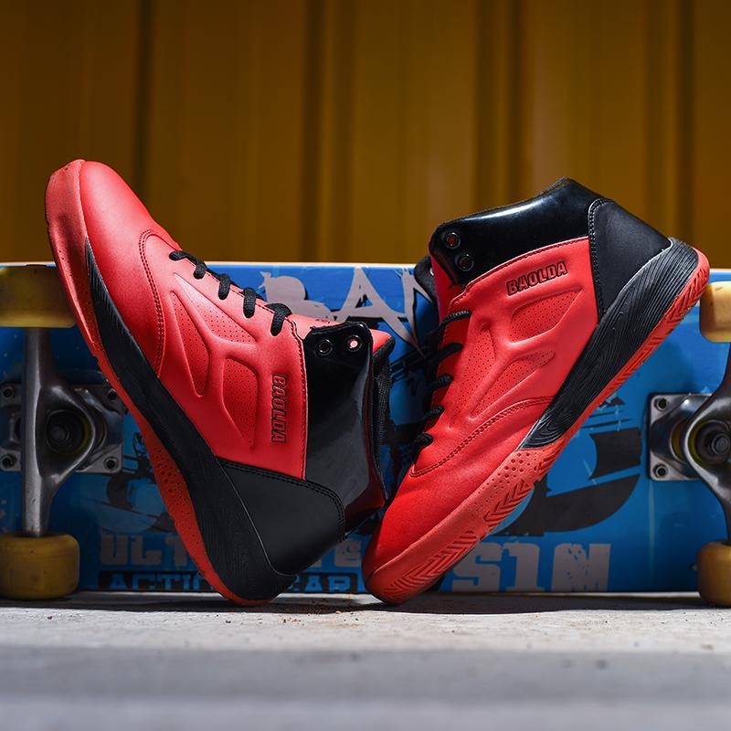 恩施耐克正品2018男士运动鞋篮球鞋男新款轻便网布跑步鞋特大码45