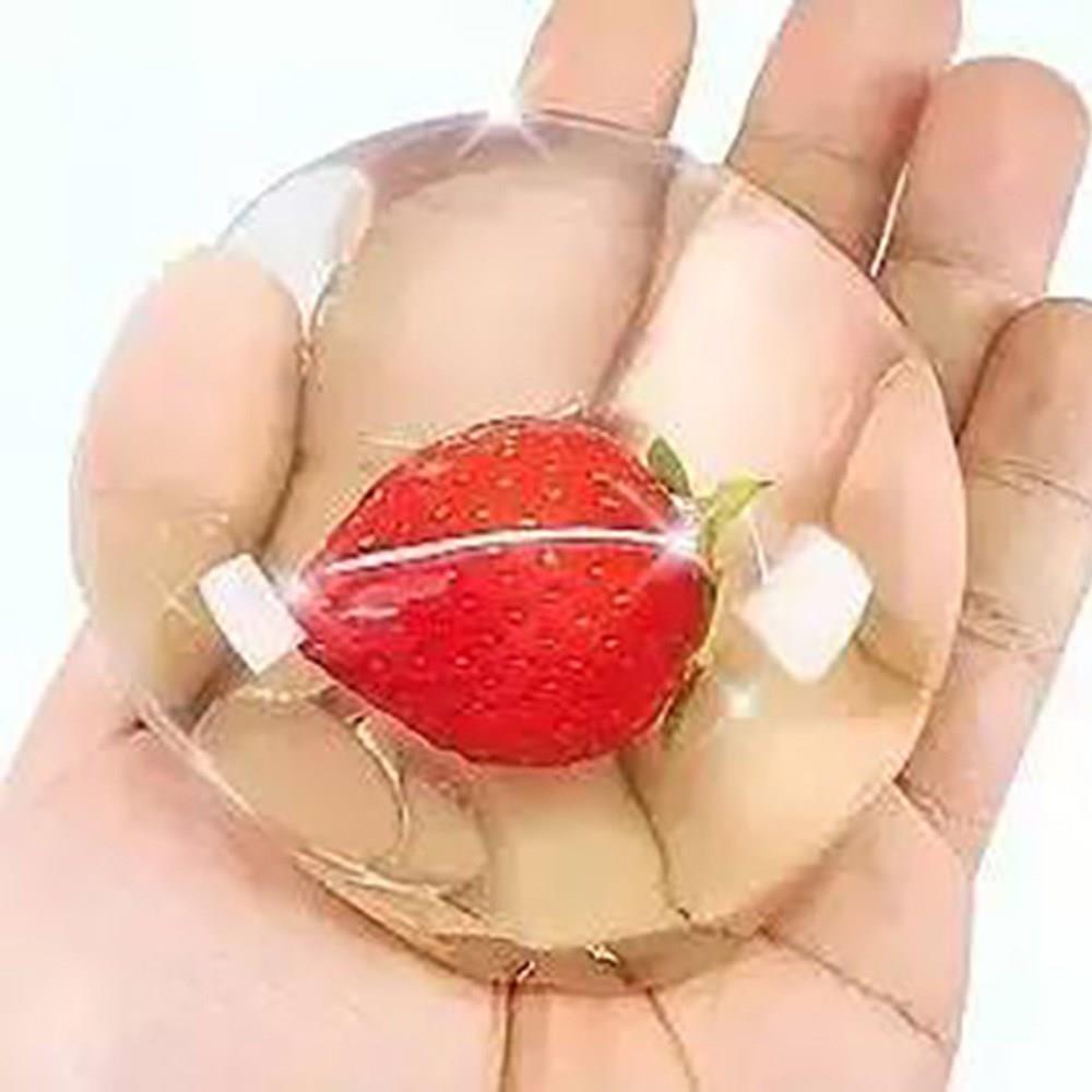 ooho可食用水球 创意绿色环保生活产品 可 告别魔法玉米粒