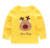 天天特价童装男童秋装女童长袖t恤 男孩女孩儿童秋衣宝宝上衣纯棉