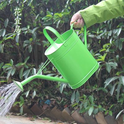 园艺铁洒水壶