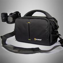 新品 轻便单肩斜跨单反摄影包 快速取机 尼康佳能相机包户外防水