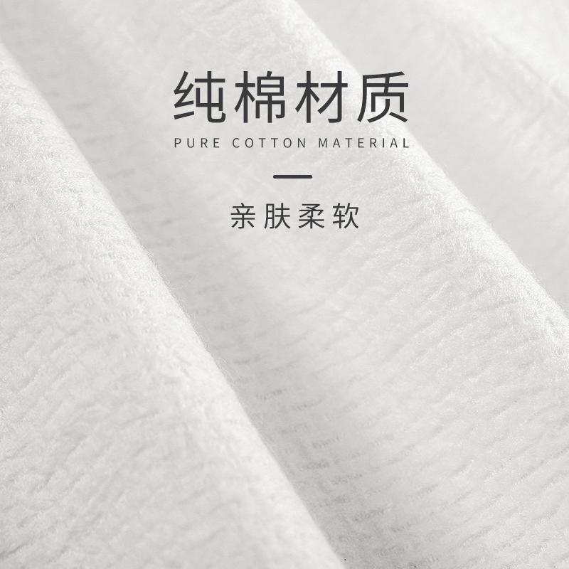 旅行必备纯棉压缩毛巾粒一次性浴巾旅游酒店女床单枕套被套洗脸巾