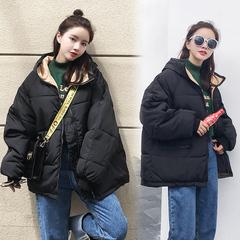 女韩版冬季宽松外套