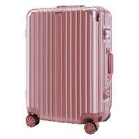 Luggage trolley trolley female suitcase male universal wheel 24 Korean students 26 luggage 20 password 28 inch box
