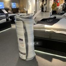 正品宜家海沃格独立弹簧袋装弹簧床垫 硬型席柔软舒适梦思床垫