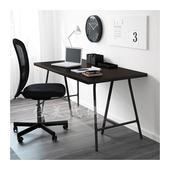 宜家代购 利蒙/ 勒伯格桌子 电脑桌 书桌 办公桌 150x75国内代购