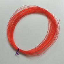 大红色 手工穿珠专用线 水晶弹力线 儿童弱视训练串珠线硬质红线