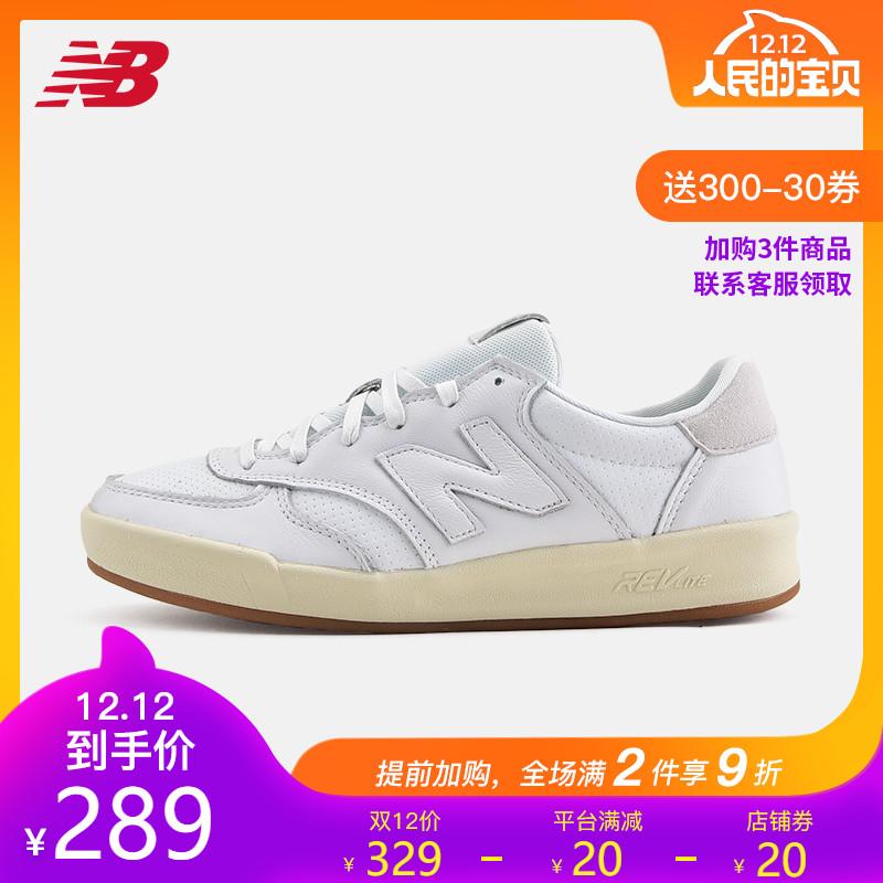 New Balance NB官方男鞋女鞋运动鞋板鞋复古休闲鞋CRT300LE/LF