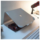 Rain Design mStand All-Aluminum Mac Rotary Laptop Bracket Authorized by Taiwan in Xiaosong Market