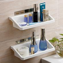 双庆强力吸盘置物架浴室无痕贴收纳架卫浴壁挂厨房调味架免钉免钻