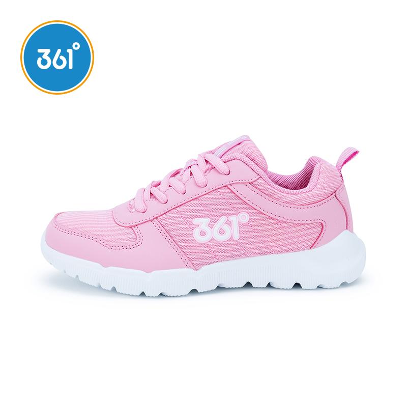 361女童鞋男童运动鞋儿童跑步鞋中大童网面透气休闲夏季春秋冬款