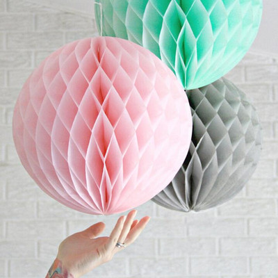 15cm 6inch Honeycomb Ball Paper Lantern Party decoration