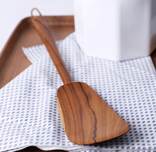 Chabatree teak frying pan imported from Thailand
