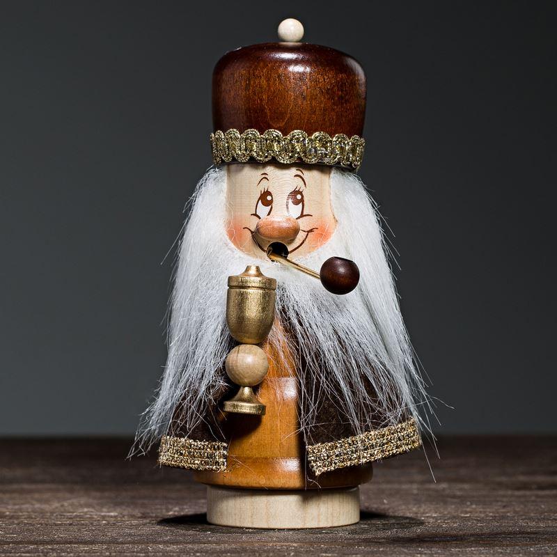 原装进口德国纯手工香薰木偶塔香炉礼品饰品摆件小精灵包邮