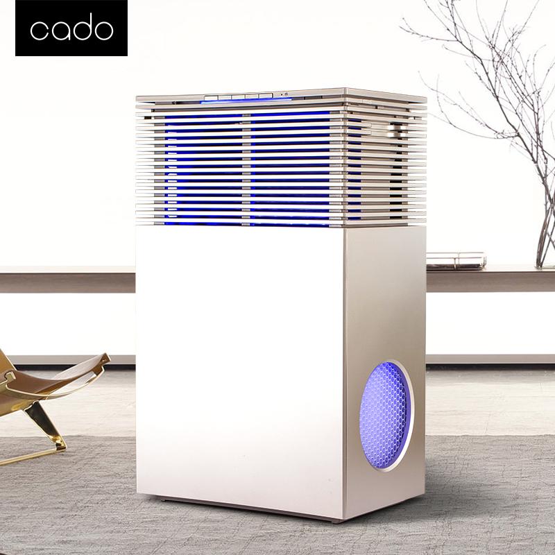 日本品牌cado空气净化器300GA家用办公智能除甲醛雾霾二手烟pm2.5