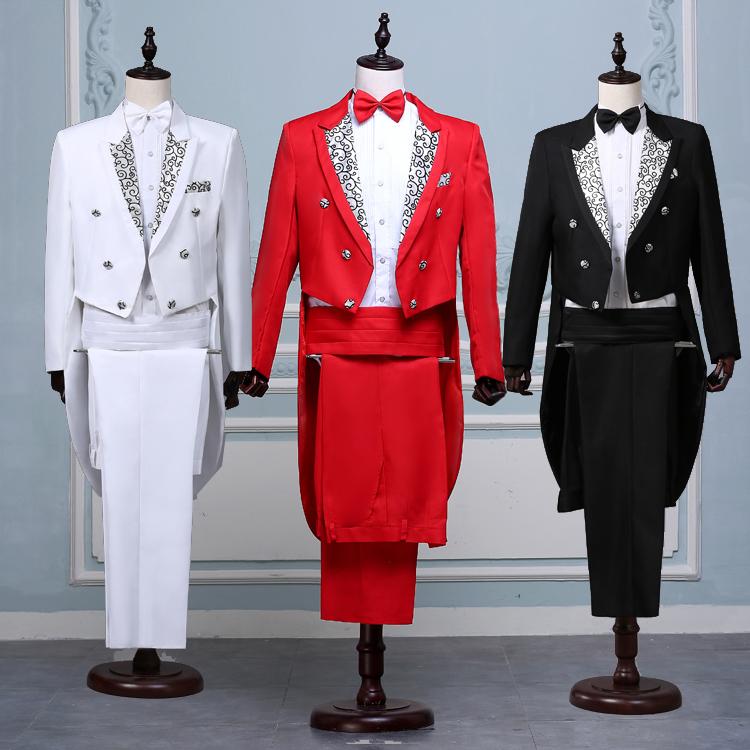 男装演出礼服