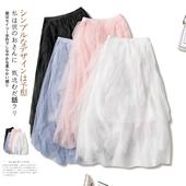 温柔风超飘逸薄薄半裙 配一脸 鄂尔大蒂 和防晒衫图片