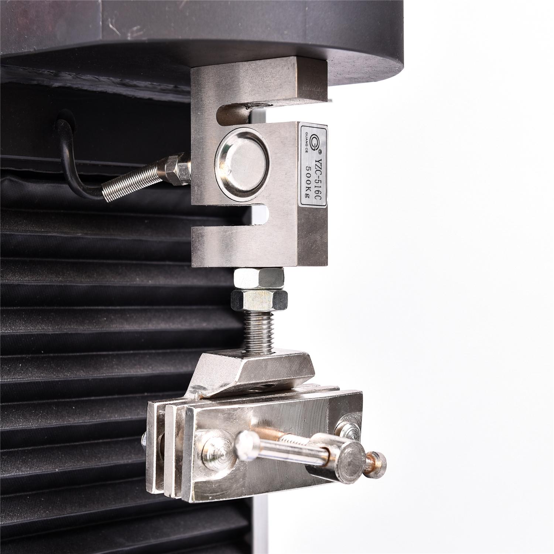 塑料纺织微电脑拉力试验机橡胶延伸率皮革测定金属拉伸强度测试仪