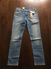 美国官网采购 Levi's 511-2366 李维斯男士浅蓝色男士修身牛仔裤